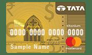 SBI Tata Titanium Credit Card