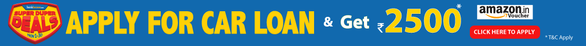 Apply for Car Loan Online