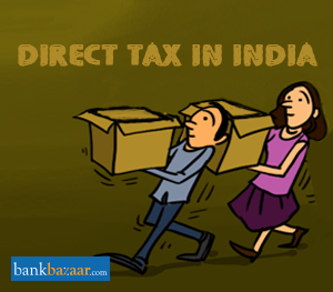 Direct Tax in India