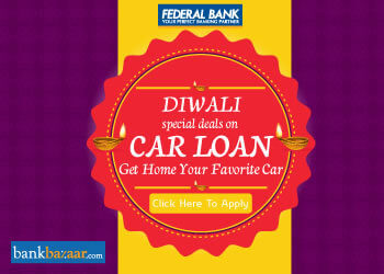 Federal Bank Car Loan Diwali Offers