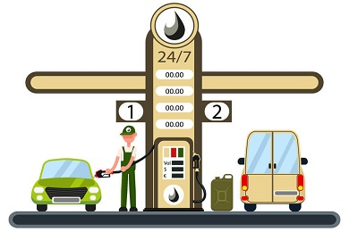 Fuel Price in India: Petrol, Diesel & Crude Oil Price - 08