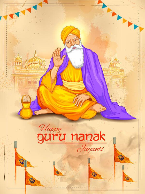 Guru Nanak Jayanti 2019 | Guru Nanak Jayanti Holiday 2019