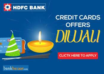 HDFC Bank Credit Card Diwali Offer