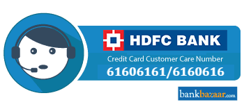 hdfc credit card customer care number in chennai