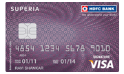 Apply HDFC Bank Superia Credit Card