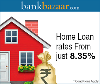 Rate of Interest on Home Loan