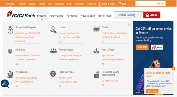 Icici Home Loan Application Status Steps To Check Application Status