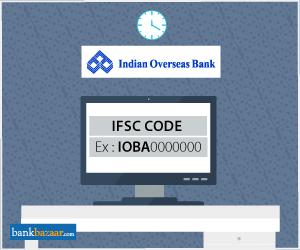 """IOB IFSC Code. """""""