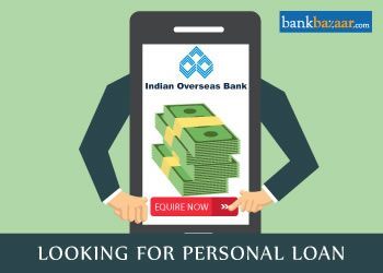 Enquire for IOB Personal Loan