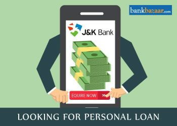 Enquire for Jammu Kashmir Bank Personal Loan