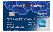 Apply ICICI Bank Sapphiro American Express Credit Card