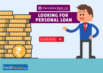 Enquire for Karnataka Bank Personal Loan