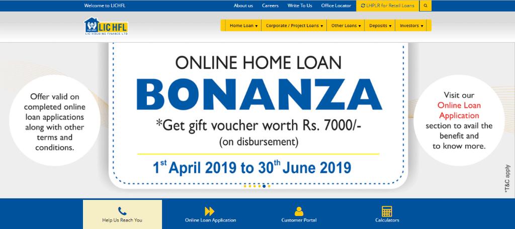Lic Housing Finance Loan Status How To Check Application Status