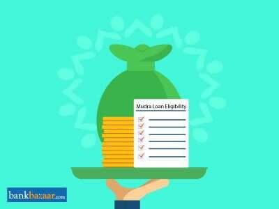 mudra loan eligibility