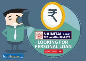 Enquire for Nainital Bank Personal Loan