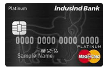 Apply IndusInd Bank Platinum Credit Card