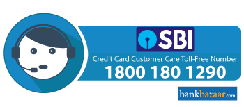 SBI Credit Card Toll free Number