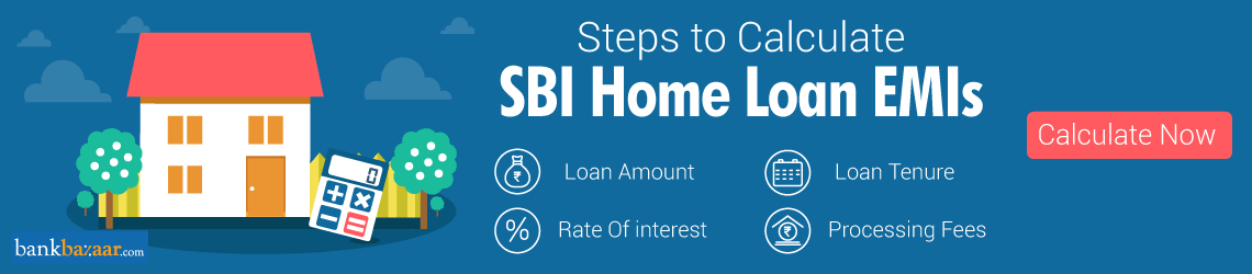 Sbi Home Loan EMI Calculator