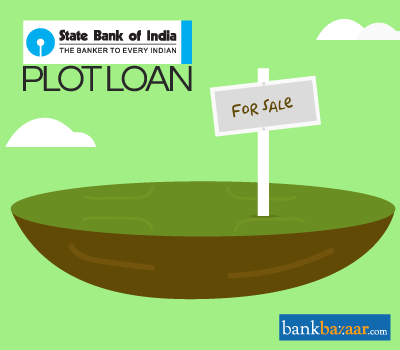 SBI Plot Loan