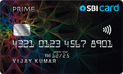 Apply Sbi prime Card