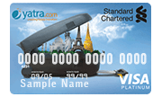Apply for Standard Chartered Yatra Platinum Credit Card