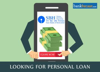 Enquire for State Bank of Hyderabad Personal Loan