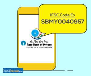 State Bank of Mysore IFSC Code