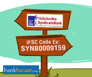 Syndicate Bank IFSC Code