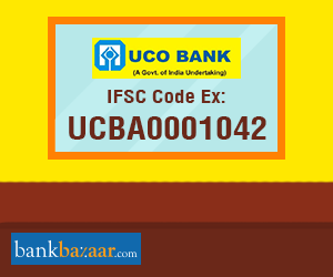 UCO Bank IFSC Code