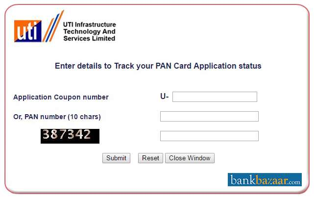 How To Check Pan Card Dispatch Status Howsto Co