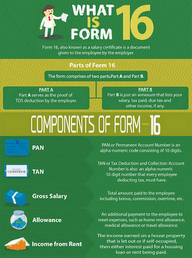 What is Form 16