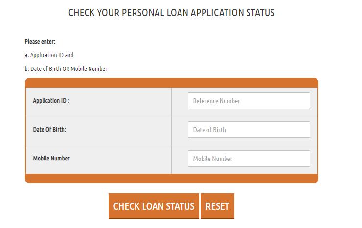 Fullerton Personal Loan Status - Enquiry Loan Status by