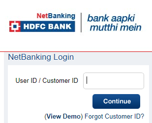 net banking transfer charges hdfc