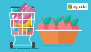 BigBasket Credit Card Offers